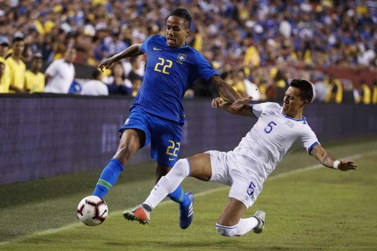 Militao will play for Real Madrid next season. EFE