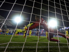 El Espanyol no termina de reaccionar. EFE