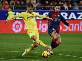 El Villarreal está muy necesitado. EFE