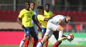 Pedro de la Vega gusta en el Real Madrid. EFE