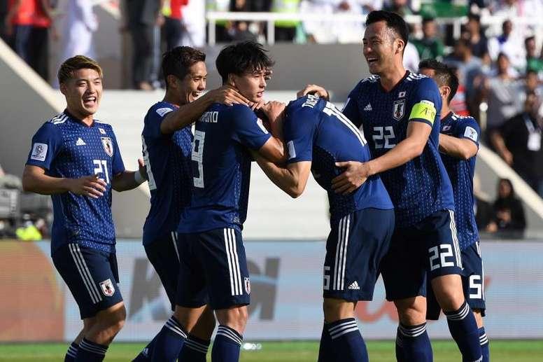 Japón estará en la semifinal. EFE