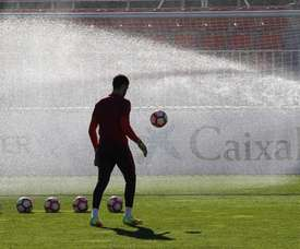 Moreira jugará en el Feirense. EFE/Archivo