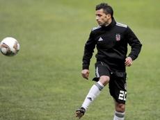 Simao ensalza las virtudes del Atlético. EFE/Archivo