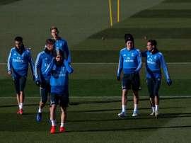 El Madrid recibe al Girona. EFE