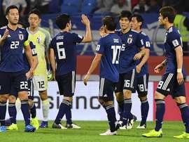 Japón empata a cero ante Trinidad y Tobago. EFE