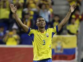 Iván Hurtado confía en Ecuador para la Copa América. EFE