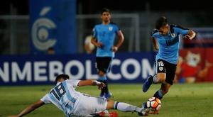 Argentina-Uruguay friendly under bomb threats. EFE