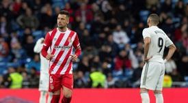 El capitán lamentó el postrero gol de Ferran. EFE