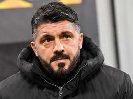 Gattuso will not be the AC Milan coach next season. EFE