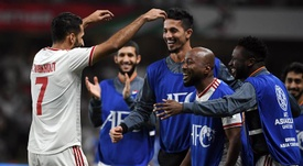 Emiratos hace historia. EFE