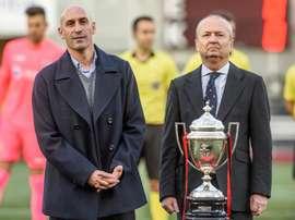 El Arenas de Getxo ganó la Copa en 1919. EFE