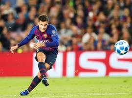 Le Barça laisserait partir le joueur pour 120 millions d'euros. EFE