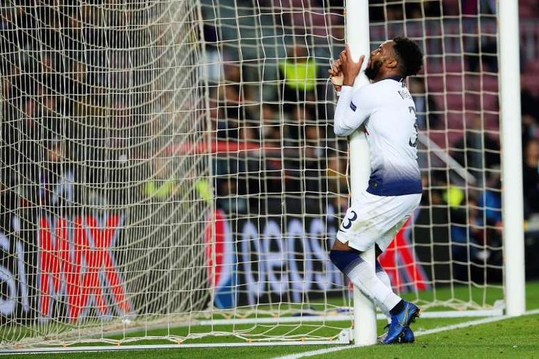 Danny Rose could be on his way out of Tottenham in the summer. EFE/Archivo