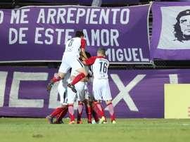 Cerro Porteño cayó ante Libertad. EFE