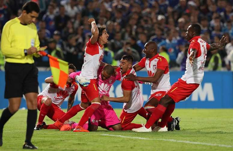 Jornada de sorpresas y empates en la Copa Colombia. EFE
