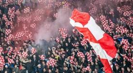 Los hinchas del PSV pactaron una indemnización. EFE