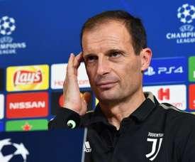 Un nouveau jeune dans les papiers de la Juventus. EFE