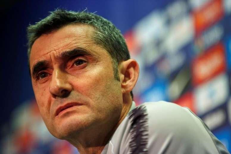 El Barça ya no podrá lograr 100 puntos en una misma Liga. EFE