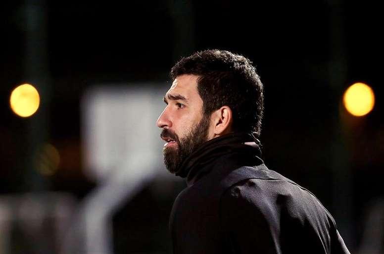 L'Atlético cherche encore son nouveau Arda Turan. EFE/Archive