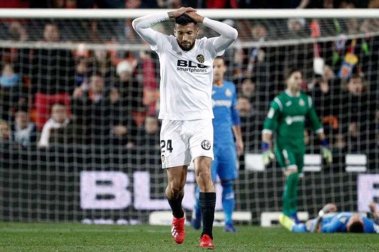 IT'S NOT FAIR - Valencia defender Garay slams Marcelino sacking