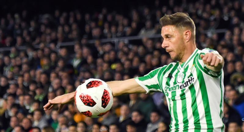 Joaquín se puso a la altura de Casillas en LaLiga