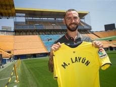 Miguel Layún no triunfó en el equipo amarillo. EFE