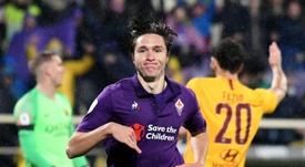 Italian media say that Chiesa will join Juventus. EFE