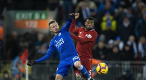 James Maddison could be moved away from Leicester. EFE