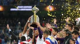 River Plate afronta el segundo semestre con calma. EFE