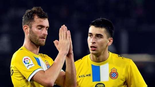 El Espanyol negocia el traspaso del delantero al Wuhan. EFE
