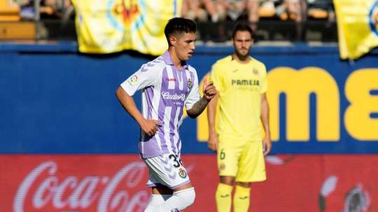 Leo Suárez jugará hasta el 30 de junio cedido en el Mallorca. EFE