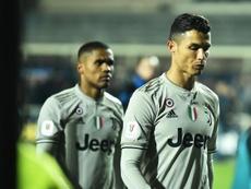 La Juventus, obligada a centrarse en la Champions. EFE
