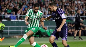 Betis want six million euros for Riyad Boudebouz. EFE