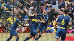 Boca Juniors ya conoce su rival en Copa. EFE/Archivo