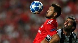 El Benfica pagó cuatro millones por Ferreyra. EFE