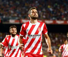 Stuani could return to Espanyol. EFE/Archivo