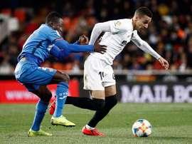 Naples veut réduire le coût du transfert de Rodrigo avec Diawara. EFE