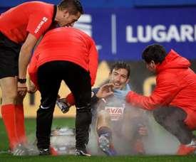 Eibar reçoit le Barça. EFE