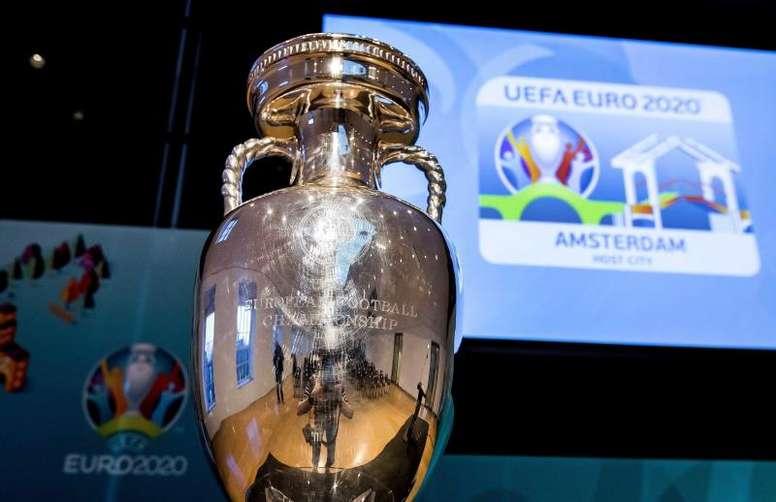 La Eurocopa 2020 ya echó a rodar con las clasificaciones. EFE/Archivo