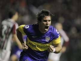 Pablo Mouche continuará su carrera en Chile. EFE/Archivo