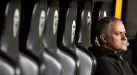 Mourinho espera o Tottenham. EFE