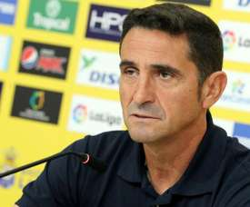 Manolo Jiménez no funcionó en el AEK de Atenas. EFE