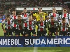 Palestino e Independiente de Medellín se miden en esta segunda fase. EFE/Archivo