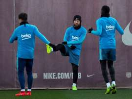 Messi é dúvida e Umtiti está quase de volta. EFE