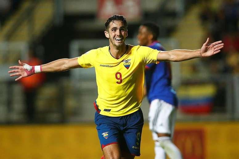 Este es el once ideal del Sudamericano Sub 20. EFE