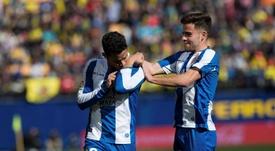 El Espanyol quiere comprar a la baja a Rosales. EFE