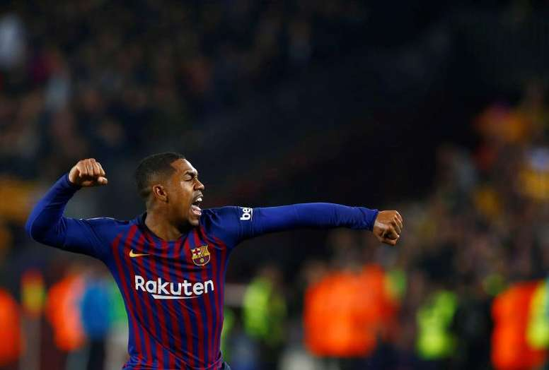Malcom could end up in the Premier League. EFE