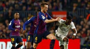 Le Bernabéu sera le témoin de trois grands chocs en moins d'une semaine. EFE