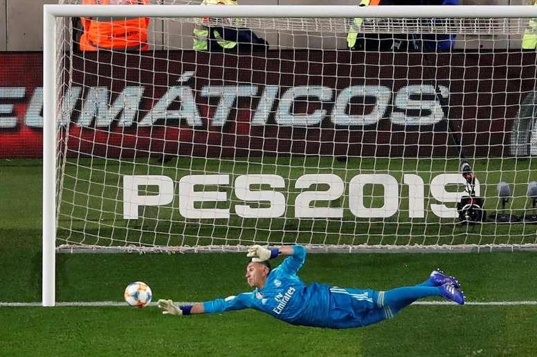 Keylor Navas podría acabar... ¡en el Madrid! EFE