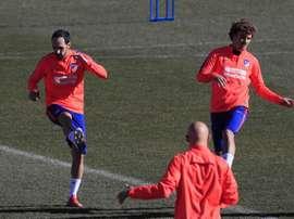Juanfran défend son ancien coéquipier. EFE